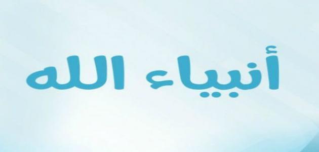 كم عدد الأنبياء الذين ورد ذكرهم في القرآن الكريم