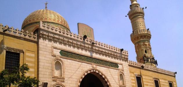 أين يقع مسجد السيدة نفيسة