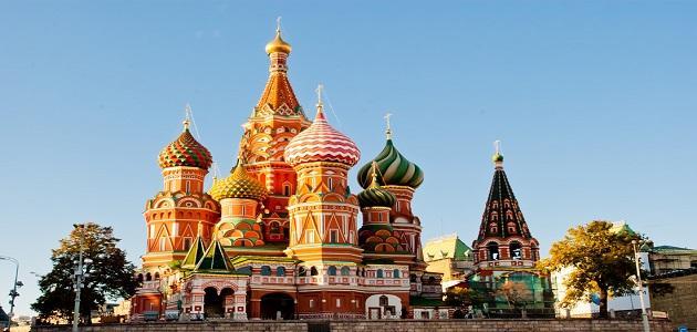 ما عاصمة روسيا موقع مصادر