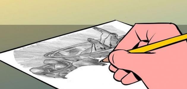 كيف أصبح فنان