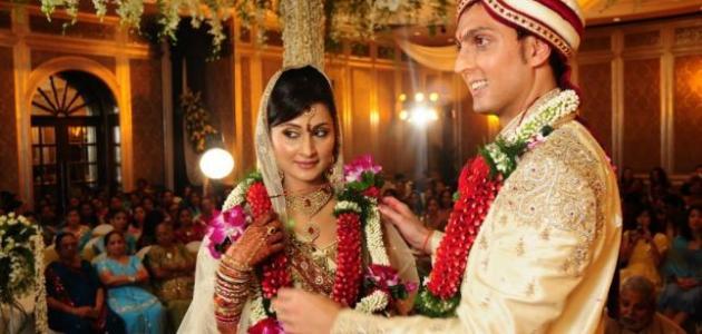 عادات الزواج في العالم