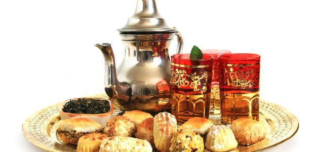 حلويات تقليدية جزائرية