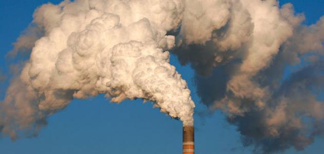 بحث عن تلوث الهواء موقع مصادر