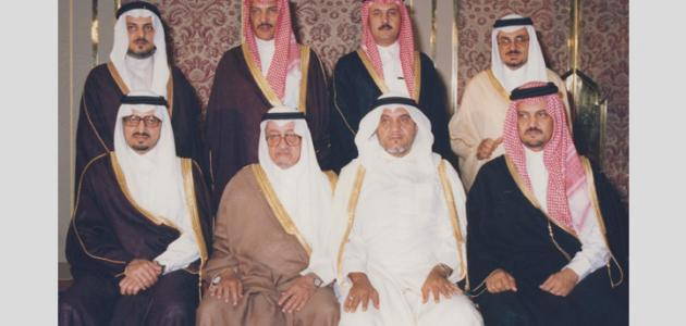 كم عدد أبناء الملك فيصل موقع مصادر