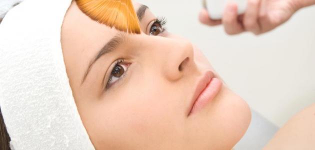 كيف ازيل شعر الوجه