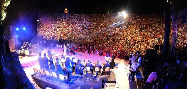 أين يقام مهرجان قرطاج