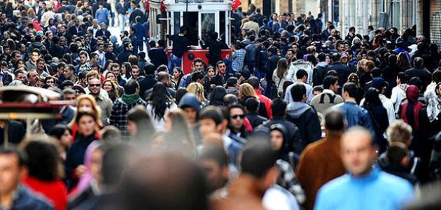 كم يبلغ عدد سكان تركيا موقع مصادر