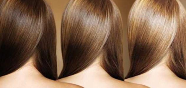 طريقة طبيعية لتفتيح لون الشعر موقع مصادر