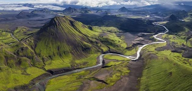 معلومات عن جزيرة آيسلندا موقع مصادر