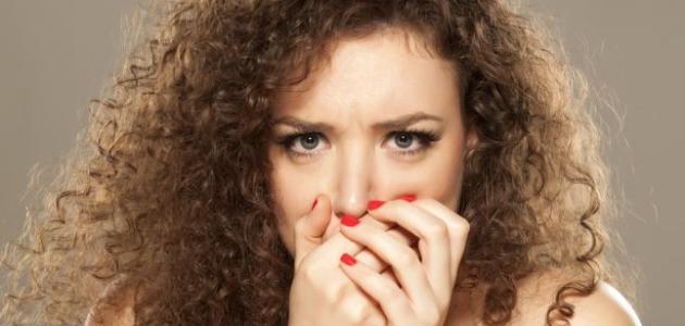 علاج رائحة الفم بسبب المعدة