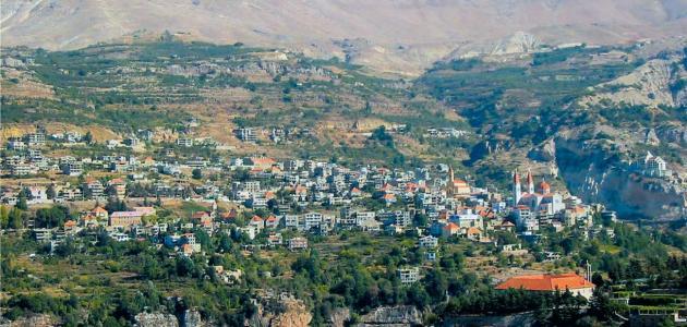 محافظة جبل لبنان موقع مصادر