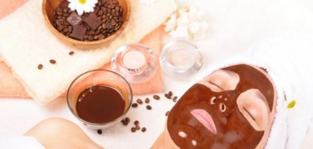 فوائد قناع القهوة للوجه