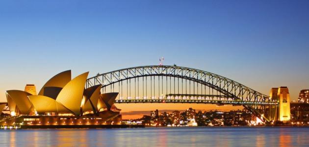 عدد سكان قارة أستراليا موقع مصادر