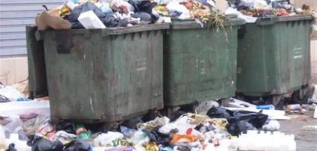 النفايات وكيفية التخلص منها موقع مصادر