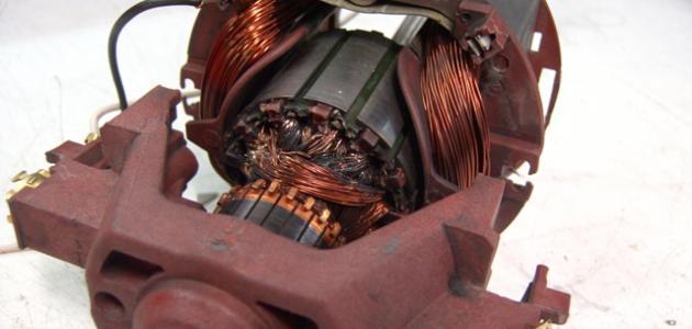 كيف تصنع محركاً بسيطاً