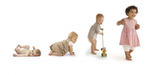 مراحل النمو للأطفال موقع مصادر