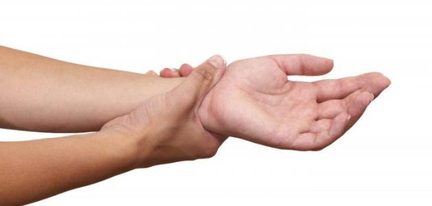 أسباب ألم اليد اليسرى موقع مصادر