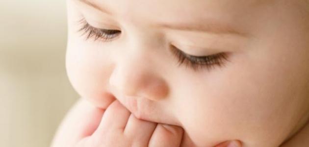 علامات نقص الفيتامينات عند الأطفال