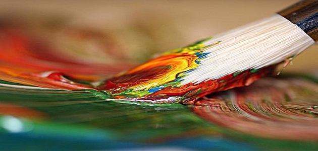 تعريف الفن التشكيلي