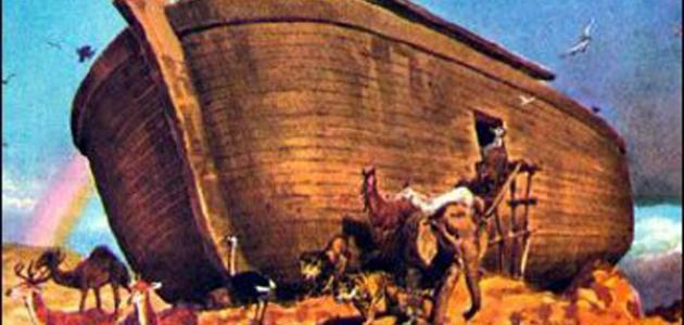 بحث عن سيدنا نوح