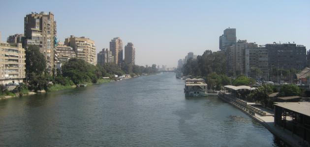 ما هو أعرض نهر في العالم موقع مصادر