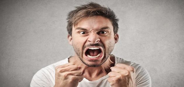 أضرار الغضب الزائد