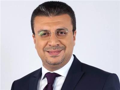 عمرو الليثي أحد الإعلاميين المصريين