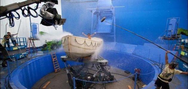 كيف يتم صناعة الأفلام