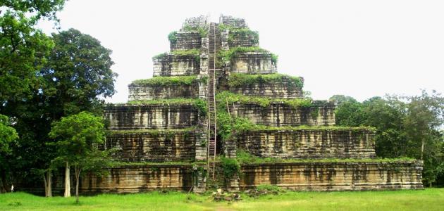 أين توجد كمبوديا موقع مصادر