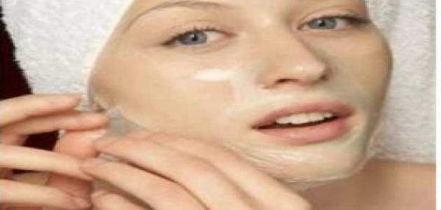 طريقة تقشير الوجه بالكريمات موقع مصادر