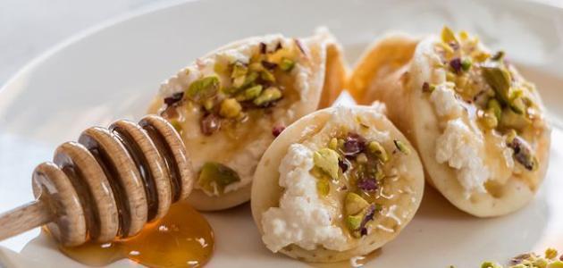 طريقة عمل حلويات رمضان