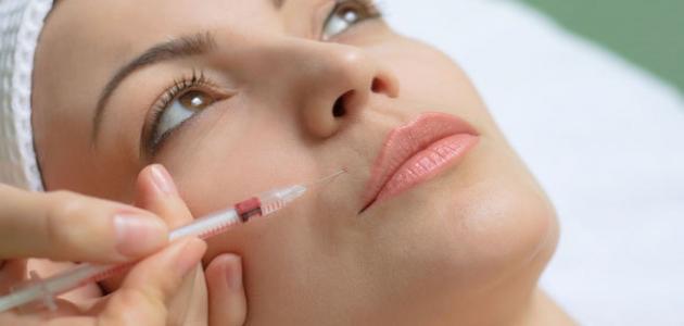 ما هو علاج تجاعيد الوجه